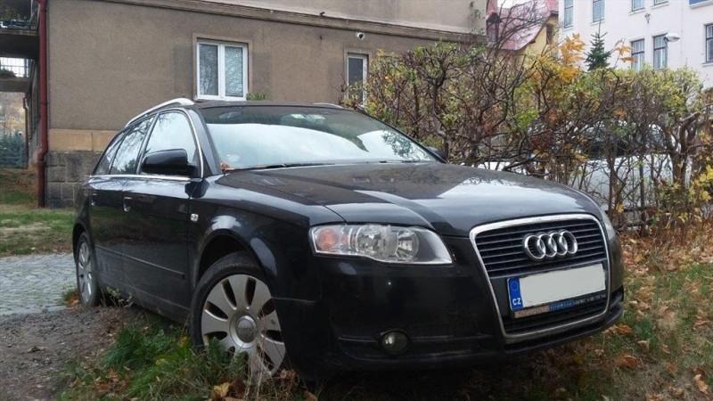 Dražba automobilu Audi A4 Avant kombi