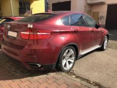 Dražba automobilu BMW X6