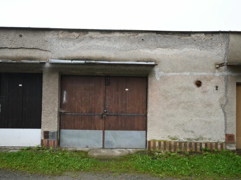 Dražba garáže - Šumperk