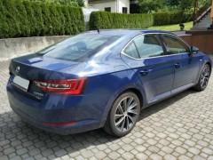 Dražba automobilu Škoda Superb 2.0 Tdi 140 kW, DSG, Laurin & Klement, zakoupeno v ČR, odpočet DPH