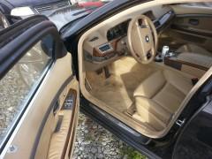 Dražba automobilu BMW 745I