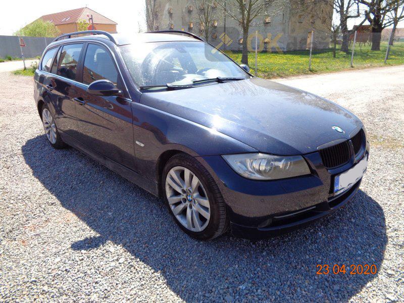 Dražba automobilu BMW 330XD