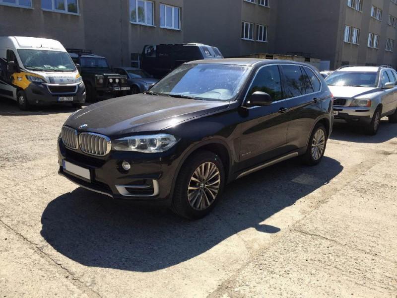 Dražba automobilu BMW X5 xDrive