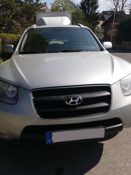 Prodej Hyundai Santa FE 2,2CRDI nejvyšší nabídce