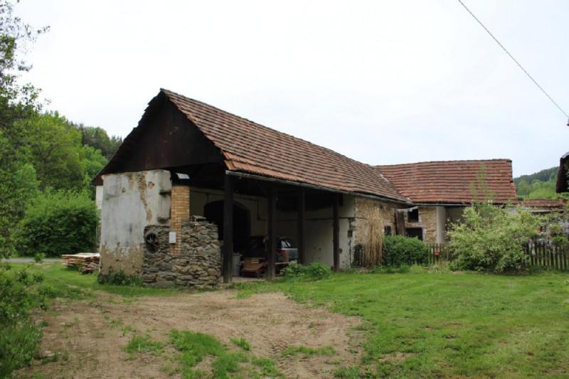 Dražba rodinného domu v obci Zvotoky, okr. Strakonice