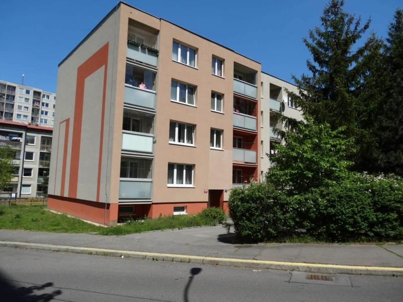 Dražba bytu 4+1 Praha - Modřany