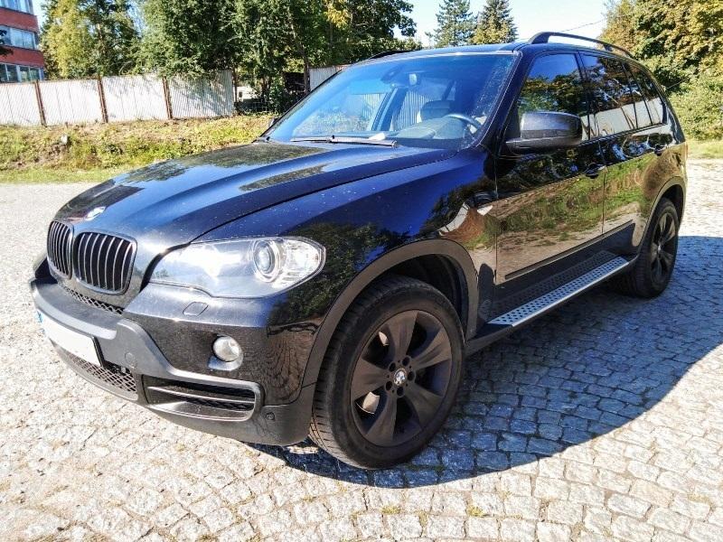 Dražba automobilu BMW X5 3.0 D