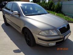 Dražba automobilu Škoda Octavia