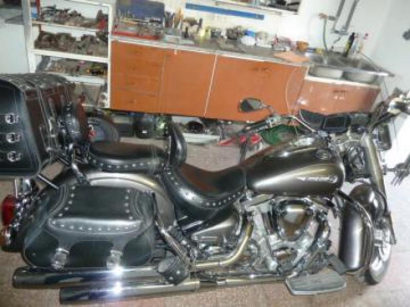 Dražba motocyklu Yamaha XV 1600 Roadster