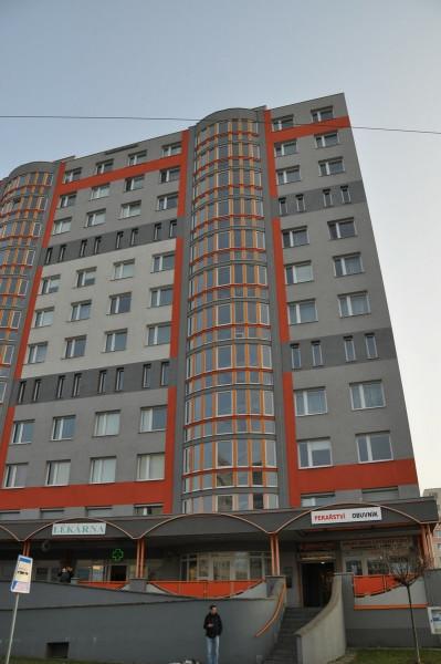 Dražba bytu 3+1 Praha 6 - Řepy