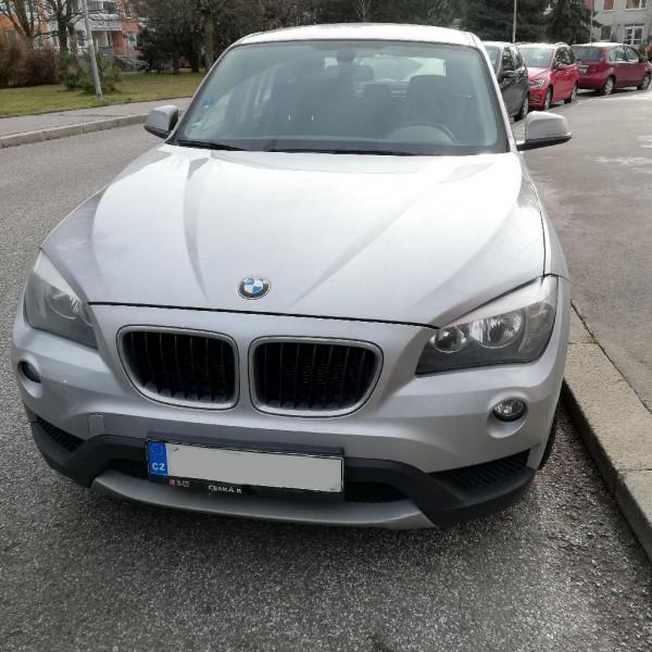 Dražba automobilu BMW X1, rok 2014