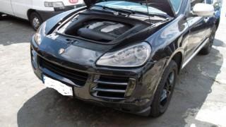 Dražba automobilu Porsche Cayenne, rok 2010