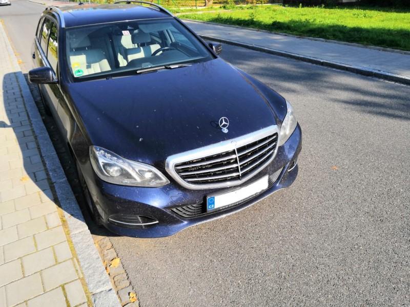 Dražba automobilu Mercedes-Benz E 250 CDI 4MATIC
