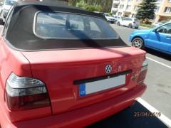 Dražba automobilu Volkswagen Golf 1.8 Cabrio