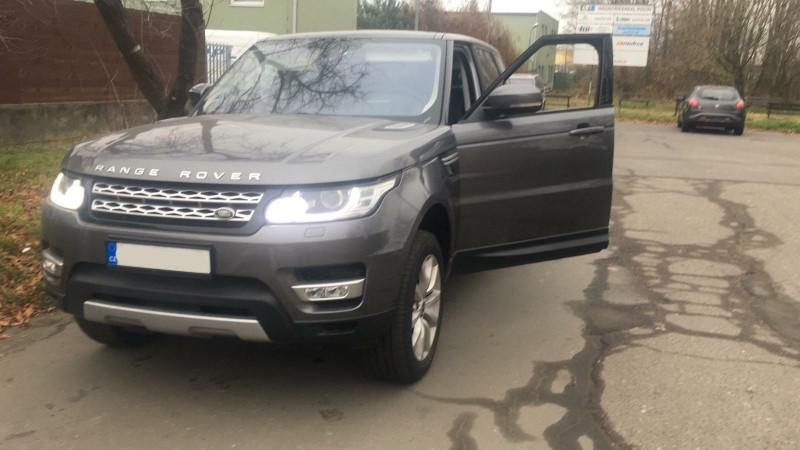 Dražba automobilu Range Rover Sport 3.0 TD, 190 KW