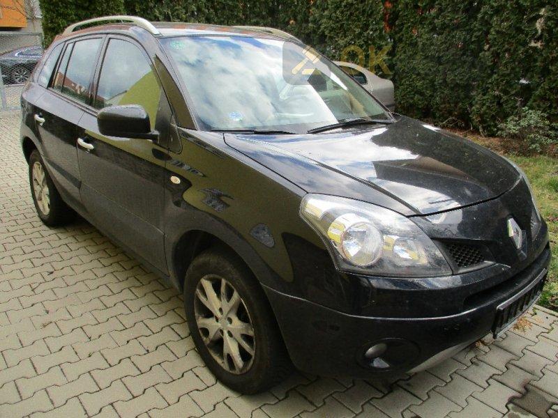 Dražba automobilu Renault Kaleos