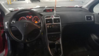 Dražba automobilu Peugeot 307 1.6i