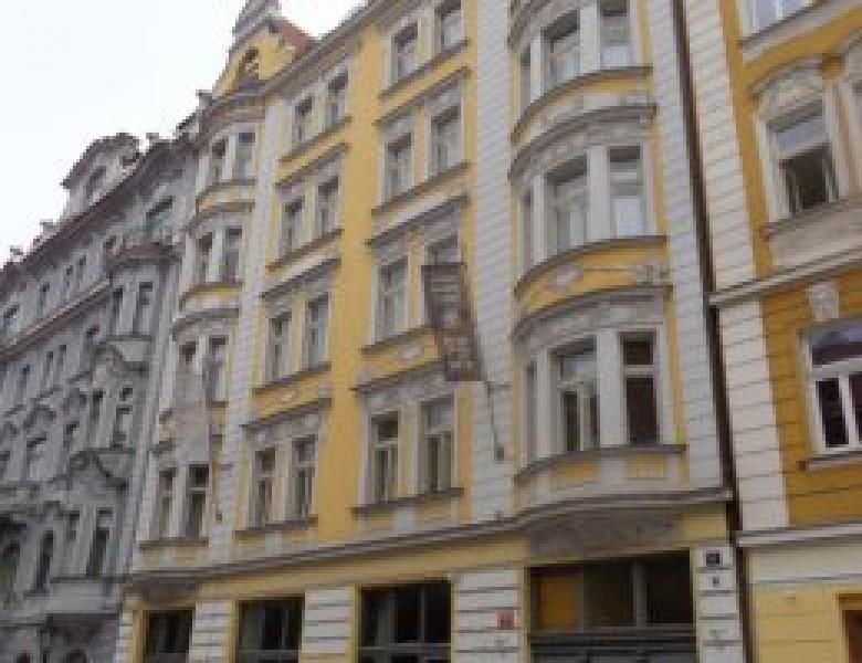 Dražba bytu 3+1 s příslušenstvím v Praze - Staré Město