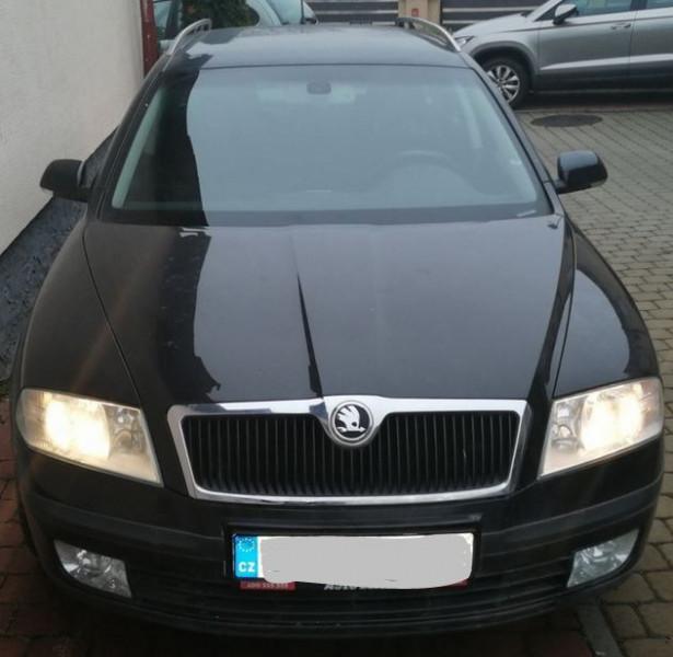 Dražba automobilu Škoda Octavia combi 1.9