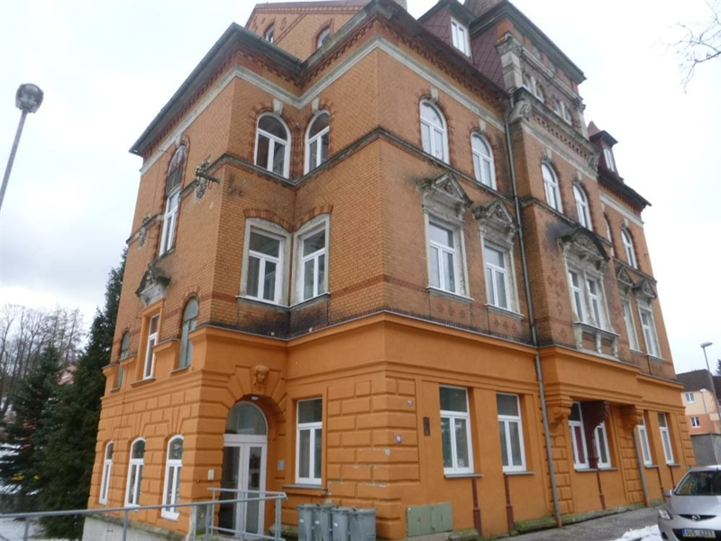 Dražba bytové jednotky 2+1 v obci Vejprty, okres Chomutov