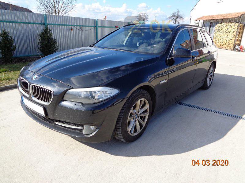 Dražba automobilu BMW 525D