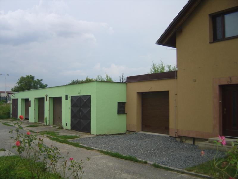 Dražba garáže v obci Velký Týnec, okr. Olomouc