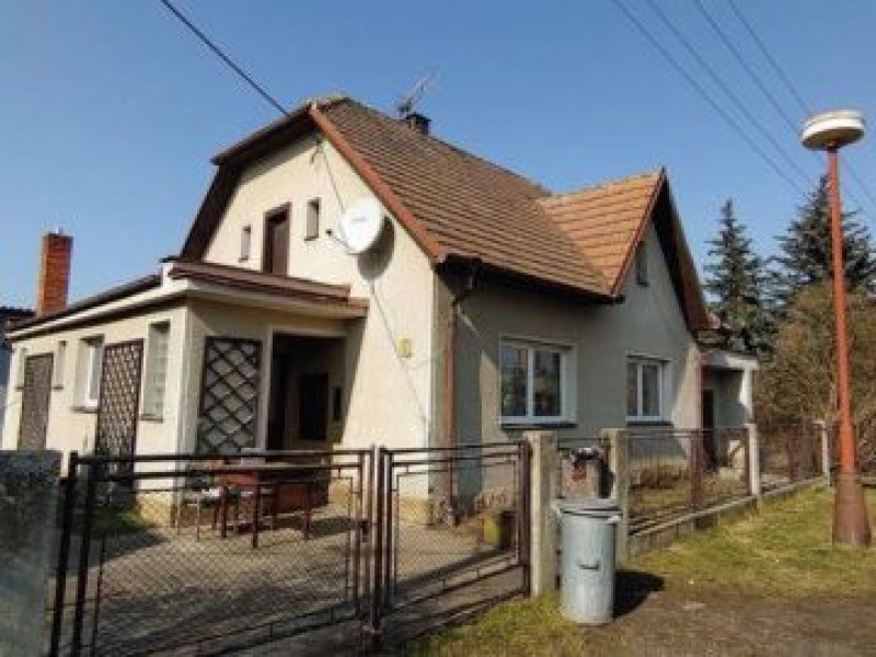 Dražba rodinného domu Skřivany