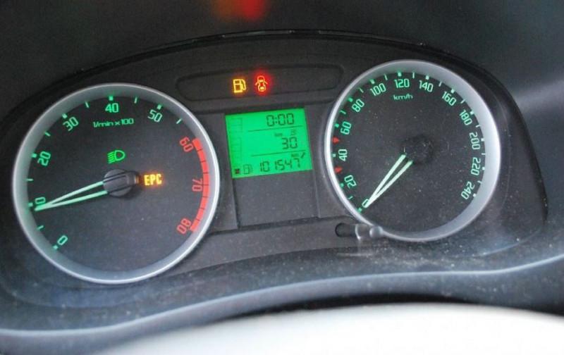 Dražba automobilu Škoda Fabia r.2008