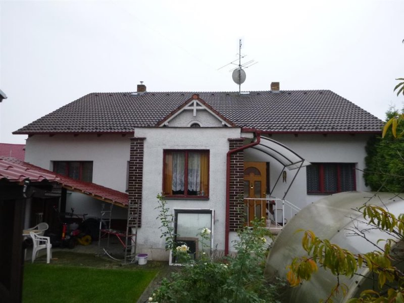Dražba rodinného domu v Českých Budějovicích