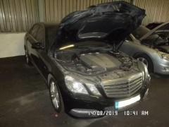Dražba automobilu Mercedes-Benz E350 CDI 4MATIC