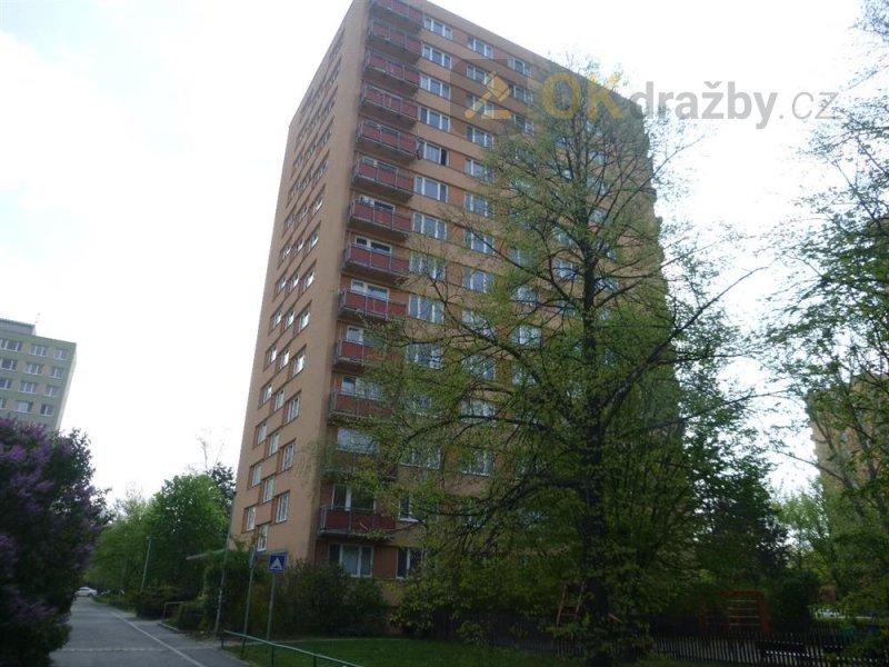 Dražba bytu 1+kk Praha - Braník